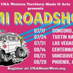 WMI Roadshow Announced